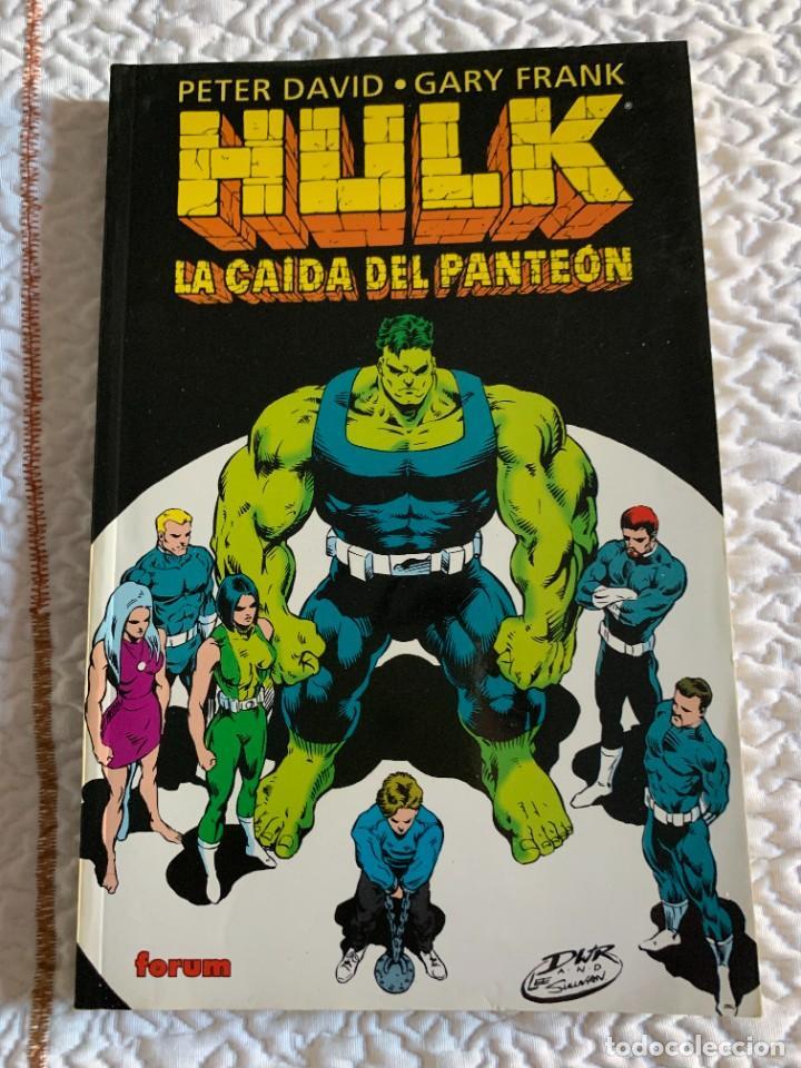 Cómics: Espectacular lote de Hulk - Forum (16 años USA completos) - Foto 13 - 262649295