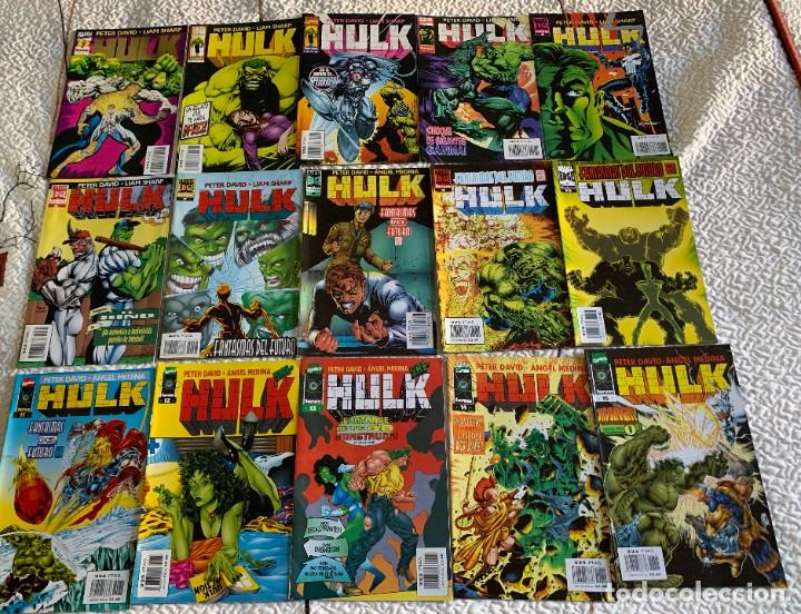 Cómics: Espectacular lote de Hulk - Forum (16 años USA completos) - Foto 15 - 262649295