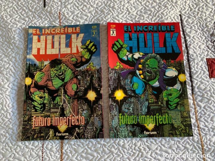 Cómics: Espectacular lote de Hulk - Forum (16 años USA completos) - Foto 17 - 262649295