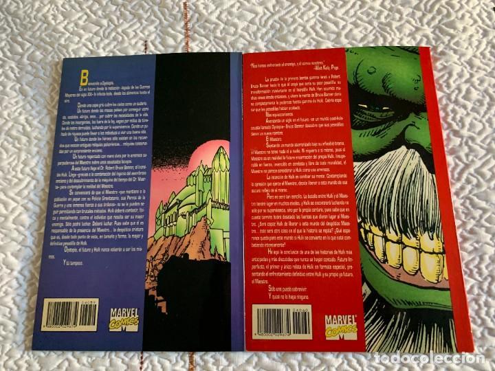 Cómics: Espectacular lote de Hulk - Forum (16 años USA completos) - Foto 18 - 262649295
