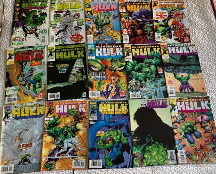 Cómics: Espectacular lote de Hulk - Forum (16 años USA completos) - Foto 19 - 262649295