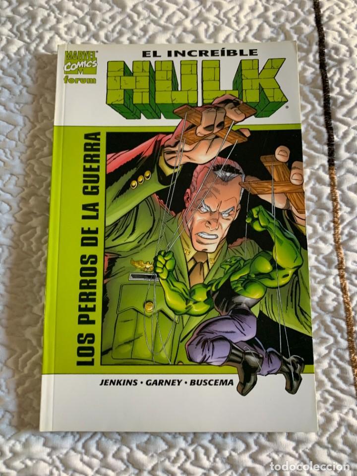 Cómics: Espectacular lote de Hulk - Forum (16 años USA completos) - Foto 24 - 262649295