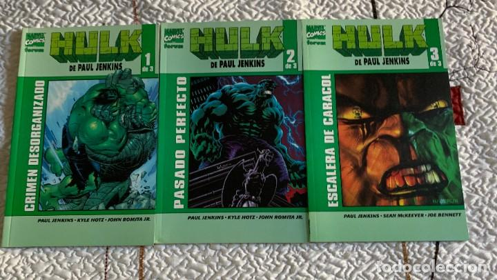 Cómics: Espectacular lote de Hulk - Forum (16 años USA completos) - Foto 26 - 262649295