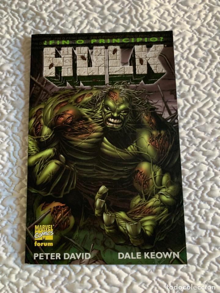 Cómics: Espectacular lote de Hulk - Forum (16 años USA completos) - Foto 28 - 262649295