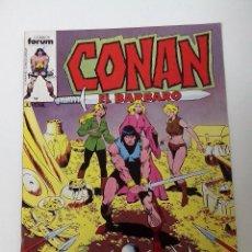 Cómics: COMIC CONAN EL BARBARO Nº 52 LA NOCHE DE LAS TRES HERMANAS. Lote 262649430
