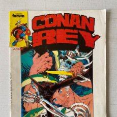 Cómics: CONAN REY 1ª ED. #34 FÒRUM BUEN ESTADO. Lote 262666330