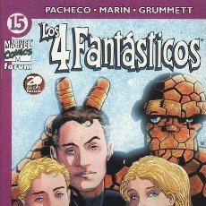 Cómics: LOS 4 FANTÁSTICOS VOL.4 Nº 15 - FORUM. Lote 262694170