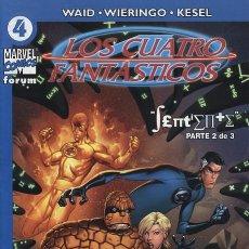 Cómics: LOS 4 FANTÁSTICOS VOL.5 Nº 4 - FORUM. Lote 262694670