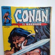 Cómics: CONAN EL BARBARO - COMICS FORUM - CINCO NUMEROS ( 126 AL 130). Lote 262694935