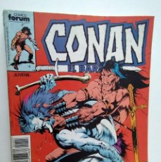 Cómics: CONAN EL BARBARO - COMICS FORUM - CINCO NUMEROS ( DEL 86 AL 90). Lote 262695400