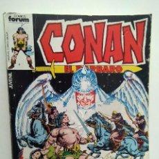Cómics: CONAN EL BARBARO - COMICS FORUM - CINCO NUMEROS ( DEL 76 AL 80). Lote 262695625