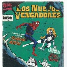 Cómics: LOS NUEVOS VENGADORES 78, 1993, FORUM. Lote 262695670