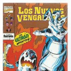Cómics: LOS NUEVOS VENGADORES 83, 1993, FORUM. Lote 262695935