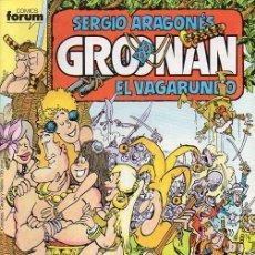 Cómics: GROONAN VOL.1 Nº 7 - FORUM. GROO. SERGIO ARAGONES.. Lote 262696010