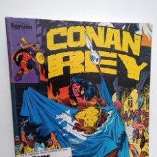 Cómics: CONAN REY - COMICS FORUM - CINCO NUMEROS ( DEL 41 AL 45 ). Lote 262696175