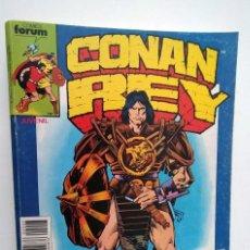 Cómics: CONAN REY - COMICS FORUM - CINCO NUMEROS ( DEL 36 AL 40 ). Lote 262696370