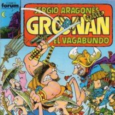 Cómics: GROONAN VOL.1 Nº 9 - FORUM. GROO. SERGIO ARAGONES.. Lote 262696515