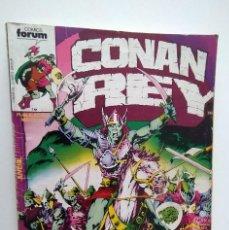 Cómics: CONAN REY - COMICS FORUM - CINCO NUMEROS ( DEL 16 AL 20 ). Lote 262696565
