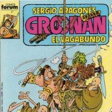 Cómics: GROONAN VOL.1 Nº 10 - FORUM. GROO. SERGIO ARAGONES.. Lote 262696690