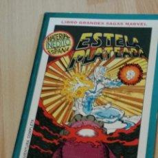 Cómics: ESTELA PLATEADA. GRANDES SAGAS. MUERTE EN EL ESPACIO Y GUARDIAN COSMICO. FORUM 1994 Y 95. Lote 262759185
