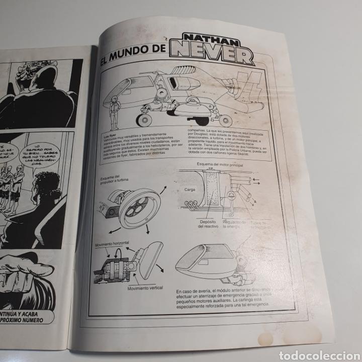 Cómics: Cómic, Nathan Never Num. 3 Operación Dragón. - Foto 3 - 262821895