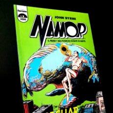 Cómics: EXCELENTE ESTADO NAMOR 8 COMICS FORUM PRESTIGIO JOHN BYRNE. Lote 262861940