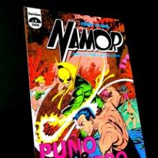 Cómics: EXCELENTE ESTADO NAMOR 9 COMICS FORUM PRESTIGIO JOHN BYRNE. Lote 262862210