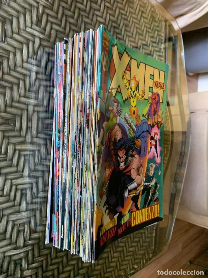 LA ERA DEL APOCALIPSIS FORUM - COMPLETA - 43 TEBEOS (Tebeos y Comics - Forum - X-Men)