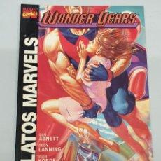 Cómics: RELATOS MARVELS Nº 11 : WONDER YEARS / DAN ABNETT / FORUM. Lote 262948430
