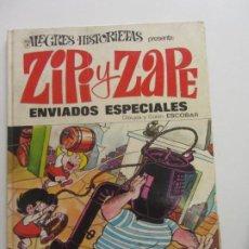 Cómics: ALEGRES HISTORIETAS Nº 16, BRUGUERA, ZIPI Y ZAPE, ENVIADOS ESPECIALES, ESCOBAR E7. Lote 262986855