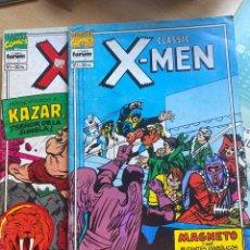 Cómics: CLASSIC X MEN 3 Y 5. Lote 263001105