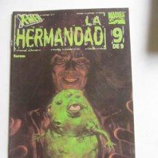 Cómics: X-MEN LA HERMANDAD Nº . 9 FORUM ARX97. Lote 263019660