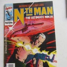 Cómics: NTH MAN THE ULTIMATE NINJA - Nº 1 - MARVEL - FORUM - N TH MAN X97. Lote 263021995