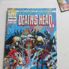 Cómics: DEATH´S HEAD II / MOTORMOUTH - Nº 8 - FORUM 1993 X97. Lote 263022520