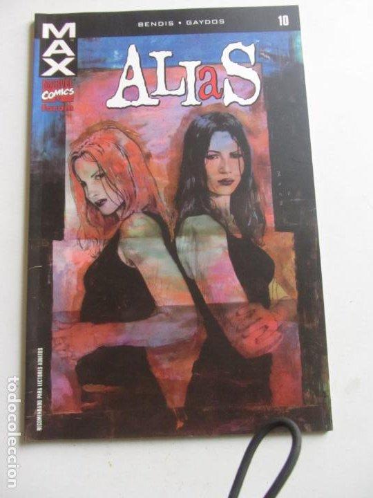 ALIAS Nº 10 MAX COMICS FORUM ARX97 (Tebeos y Comics - Forum - Otros Forum)