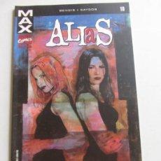 Cómics: ALIAS Nº 10 MAX COMICS FORUM ARX97. Lote 263033220