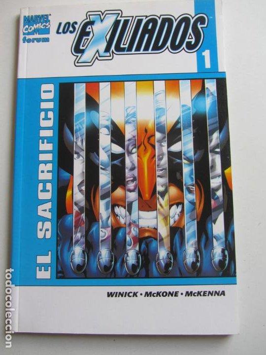 LOS EXILIADOS Nº 1 - EL SACRIFICIO FORUM E11 (Tebeos y Comics - Forum - Otros Forum)