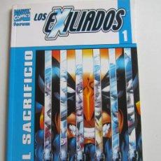 Cómics: LOS EXILIADOS Nº 1 - EL SACRIFICIO FORUM E11. Lote 263033410