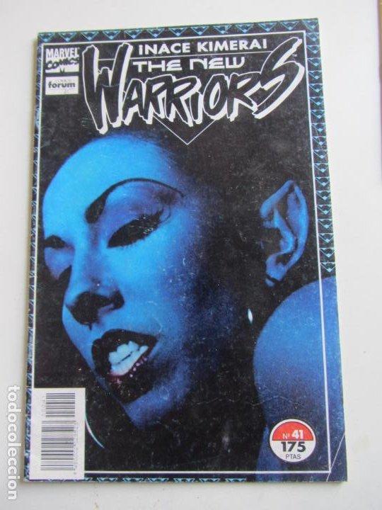 THE NEW WARRIORS VOL. 1 Nº 41 - FORUM MUCHOS EN VENTA, MIRA TUS FALTAS ARX97 (Tebeos y Comics - Forum - Otros Forum)