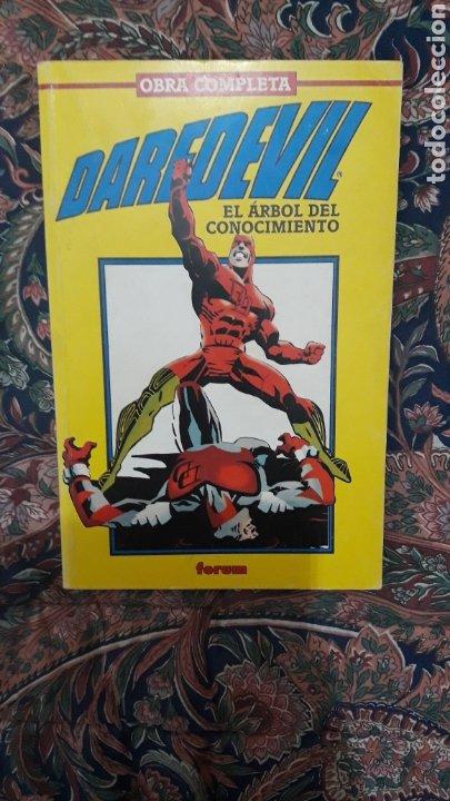 DAREDEVIL EL ÁRBOL DEL CONOCIMIENTO (Tebeos y Comics - Forum - Daredevil)
