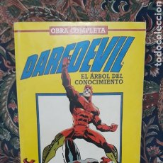 Cómics: DAREDEVIL EL ÁRBOL DEL CONOCIMIENTO. Lote 263043170