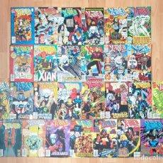 Cómics: X-MEN 2099 V1 Y V2 COMPLETAS (26 COMICS) + MUERTE EN LAS VEGAS. FORUM 1994. Lote 263121300