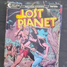 Cómics: LOST PLANET Nº 5 (ECLIPSE - FORUM, 1987). Lote 263170020