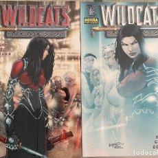Cómics: WILDCATS: NEMESIS. COLECCION COMPLETA 2 TOMOS.. Lote 263191340