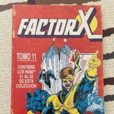 Cómics: FACTOR X. TOMO RECOPILATORIO NÚMERO 11.. Lote 263193480