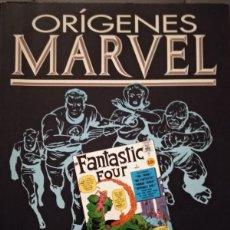 Cómics: ORÍGENES MARVEL: LOS 4 FANTÁSTICOS. Lote 263203075