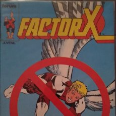 Cómics: FACTOR X 15. Lote 263203430