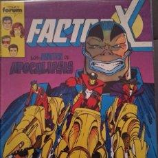 Cómics: FACTOR X 18. Lote 263203540