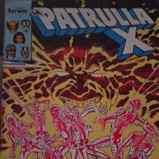 Cómics: PATRULLA X 76. Lote 263204595