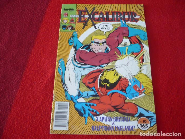 EXCALIBUR VOL. 1 Nº 10 ( CLAREMONT ) MARVEL FORUM (Tebeos y Comics - Forum - Otros Forum)